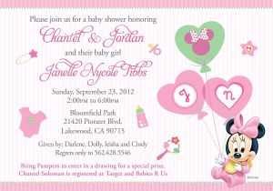 Free Electronic Baby Shower Invitations Templates Baby Shower Invitations Line