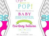 Free Electronic Baby Shower Invitations Templates Girls Baby Shower Invitations Digital or Printable File Ready