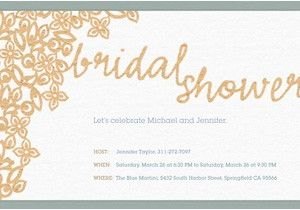 Free Electronic Bridal Shower Invitations Bridal Shower Invitations Online Free Printable Mini Bridal