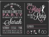 Free Evite Bachelorette Party Invitations Bachelorette Party Invitation Vector Download Free