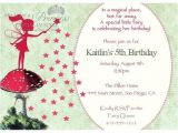 Free Fairy themed Birthday Invitations Best 25 Fairy Party Invitations Ideas that You Will Like