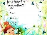 Free Fairy themed Birthday Invitations Free Printable Fairy Invitations Freeprintables