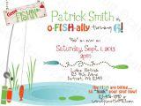 Free Fish themed Birthday Party Invitations Fishing Birthday Invitations Ideas – Bagvania Free