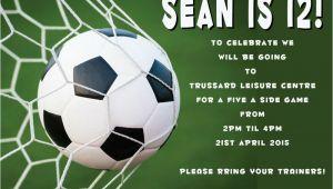 Free Football Party Invitation Templates Uk 40th Birthday Ideas Free Football Birthday Party