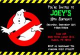 Free Ghostbusters Birthday Invitations Ghostbusters Invitations General Prints