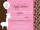 Free Giraffe Baby Shower Invitations Templates Giraffe Baby Shower Invitations – Gangcraft