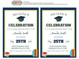 Free Graduation Invitation Printouts Free Graduation Party Printables From Unlimited Party