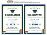 Free Graduation Party Invitations Free Graduation Party Invitation Templates