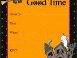 Free Halloween Party Invitation Templates Free Printable Party Invitations Printable Good Witch