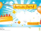 Free Invitation Ecards for Birthday Party Birthday Invites Awesome Birthday Party Invite Example