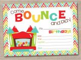 Free Jump Party Invitations 5 Best Images Of Castle Birthday Invitations Free
