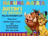 Free Lion King Birthday Invitation Template Lion King Baby Shower or Birthday Party Invitations