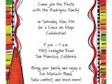 Free Mexican themed Party Invitation Template 39 Mexican Fiesta 39 by Invitation Consultants Party