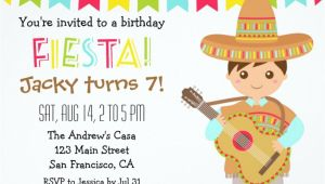 Free Mexican themed Party Invitation Template Mexican Fiesta Party Invitation Templates Free Home