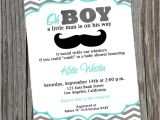 Free Mustache Baby Shower Invitation Templates Little Man Printable Party Invitation Mustache Invitation