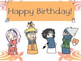 Free Naruto Birthday Invitation Card Naruto Birthday Card by Sweetduke On Deviantart
