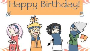 Free Naruto Birthday Invitation Card Naruto Birthday Card by Sweetduke On Deviantart