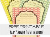 Free Online Baby Shower Invitations to Print Baby Shower Invitations Free Line Baby Shower
