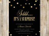 Free Online Surprise Birthday Party Invitations Free Online Retirement Invitation Templates Editable