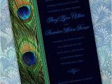 Free Peacock Wedding Invitation Templates 23 Peacock Wedding Invitation Templates Free Sample