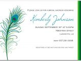 Free Peacock Wedding Invitation Templates Peacock themed Wedding Invitations Template Resume Builder