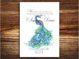 Free Peacock Wedding Invitation Templates Peacock Wedding Invitation 15 Psd Jpg Indesign format