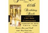 Free Personalised Birthday Invitations Personalized 60th Birthday Party Invitation 5 Quot X 7