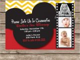 Free Personalized Mickey Mouse Birthday Invitations Personalized Free Thank You Notes & Boys Mickey Mouse Club