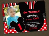 Free Personalized Mickey Mouse Birthday Invitations Unavailable Listing On Etsy