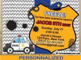 Free Police Party Invitation Templates Police Birthday Party Invitations Lijicinu B9e039f9eba6