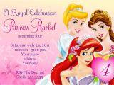 Free Princess Birthday Invitation Templates Free Birthday Party Invitation Templates Drevio