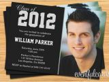 Free Print at Home Graduation Invitations Items Similar to Class Of 2017 High School College