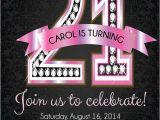 Free Printable 21st Birthday Invitations 21st Birthday Invitations Pink Diamond 21st by