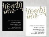 Free Printable 21st Birthday Invitations Printable 21st Birthday Glitter Invitation 21st Birthday