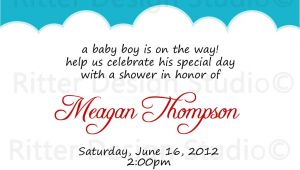Free Printable Airplane Baby Shower Invitations Airplane Baby Shower Invitation Printable by