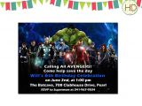 Free Printable Avengers Birthday Party Invitations Avengers Birthday Invitation Best Party Ideas