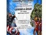 Free Printable Avengers Birthday Party Invitations Avengers Invitation 1 25