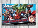 Free Printable Avengers Birthday Party Invitations the Avengers Birthday Invitation Printable Super Hero