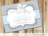 Free Printable Baby Boy Baptism Invitations 7 Best Of Chevron Design Template Abstract