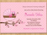 Free Printable Baby Shower Invitations for A Girl Free Printable Baby Shower Invitations for Girls