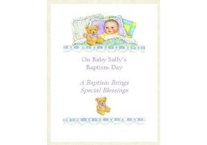 Free Printable Baptism Invitations Cards 5 Best Of Baptism Greeting Cards Printables Free