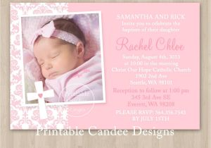 Free Printable Baptism Invitations Cards Free Printable Baptism Invitations