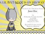 Free Printable Batman Baby Shower Invitations 1000 Ideas About Batman Baby Showers On Pinterest