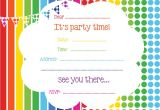 Free Printable Birthday Party Invitations Free Printable Birthday Invitations Line – Bagvania Free