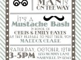 Free Printable Black and White Baby Shower Invitations Baby Shower Little Man Printable Invitation and by