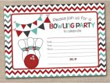 Free Printable Bowling Birthday Party Invitations 9 Best Of Blank Printable Bowling Birthday