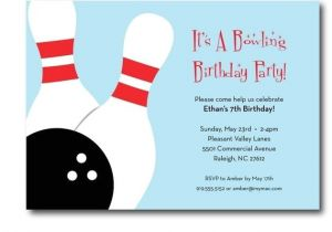 Free Printable Bowling Party Invitations for Kids Bowling Birthday Party Invitation Printable by Lilygirlpaper
