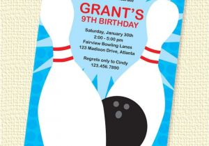 Free Printable Bowling Party Invitations for Kids Bowling Invitations Template Invitation Template