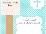 Free Printable Boy Baptism Invitations Free Christening Invitation Cards