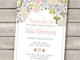 Free Printable Bridal Shower Invitations Cards Αποτέλεσμα εικόνας για Free Wedding Border Templates for